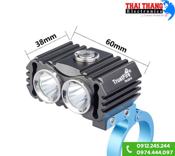 Mua bán-Sản phẩm đèn pin gắn xe đạp TrustFire TR-D016 Toàn Quốc