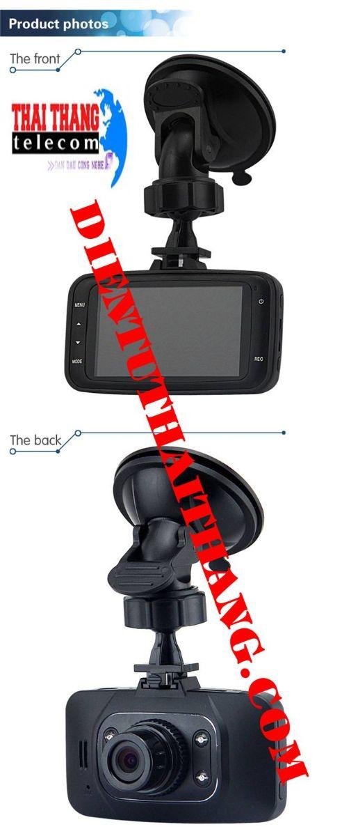 Camera giám sát hành trình ô tô độ phân giải full HD siêu nét