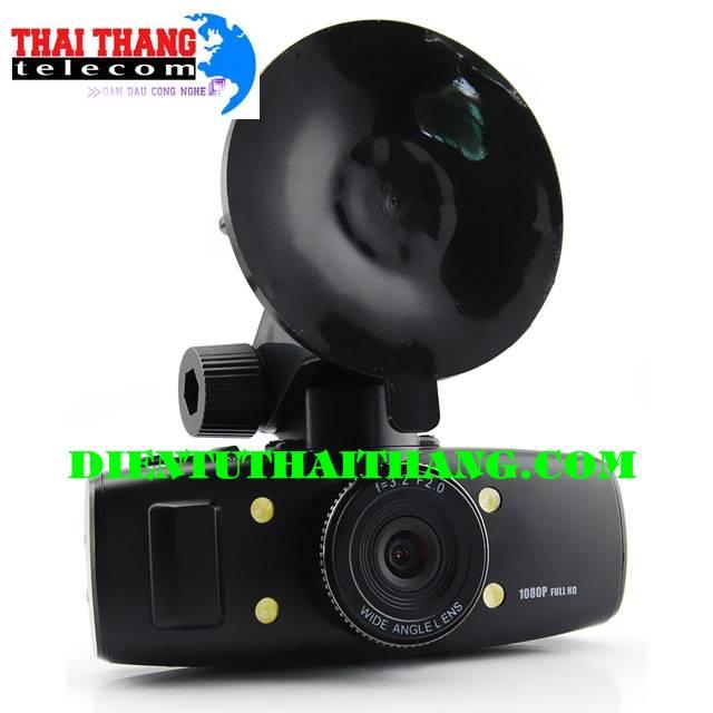 Camera hành trình ô tô siêu nét độ phân giải full HD 1080P Nhật Bản