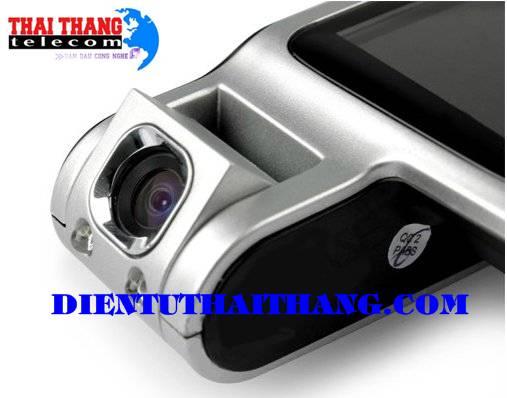 Camera hành trình ô tô 2 camera full HD siêu nét