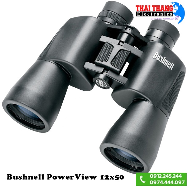 Ống nhòm bushnell powerview 12x50