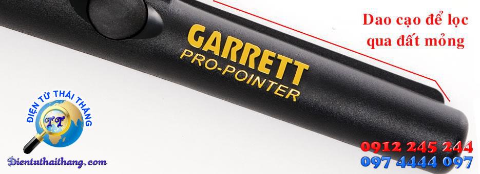 Máy dò kim loại cầm tay chuyên dụng ProPointer