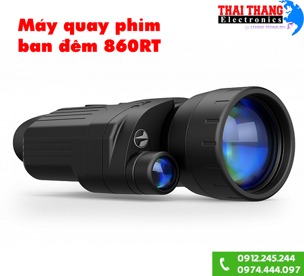 Máy quay phim ban đêm 860RT