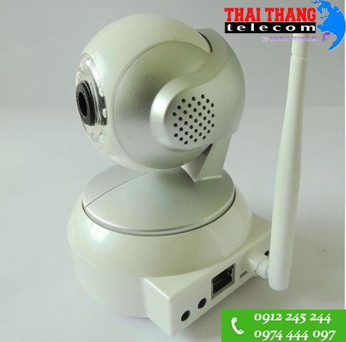 Camera IP HD 1.3 MP siêu nét 52130