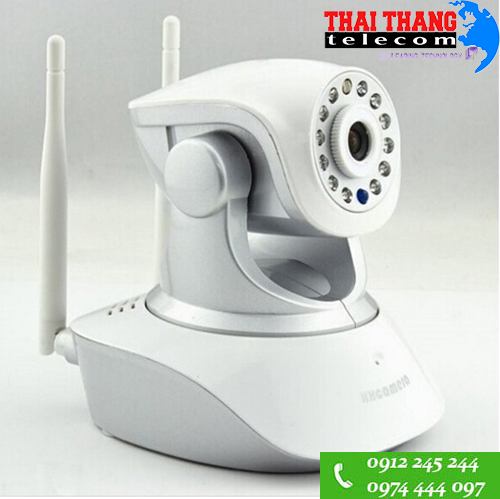 Camera IP HD 1.3MP Wifi 2 râu sóng khỏe 53130
