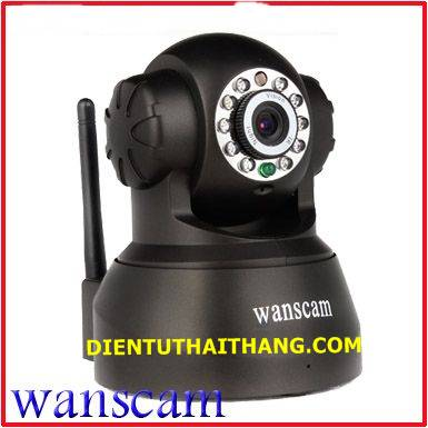 CAMERA IP WANSCAM C118