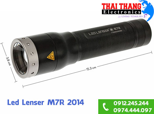 Đèn pin Led Lenser M7R Model 2014