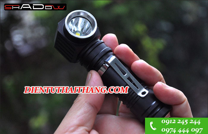 Đèn pin Shadow L1 - LED Cree XM-L2