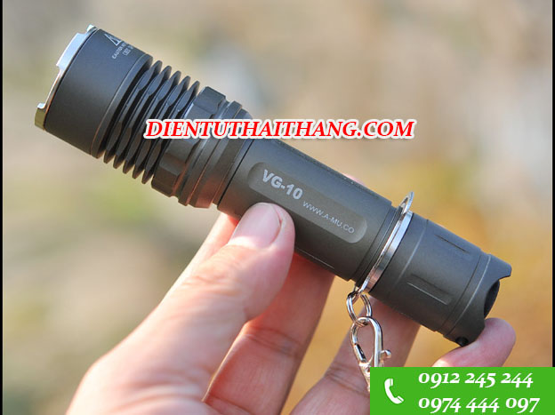 Đèn pin Shadow VG10 LED Cree XM-L2