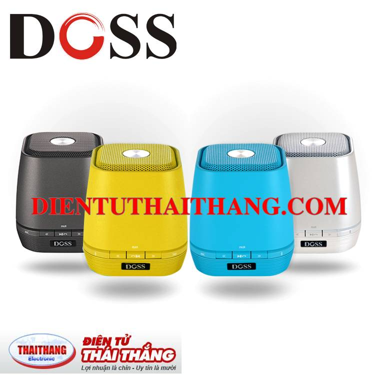LOA BLUETOOTH DOSS DS1661