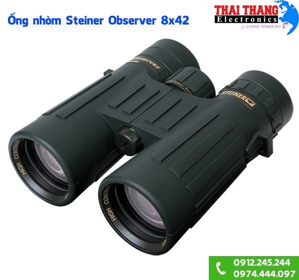 Ống nhòm Steiner Observer 8x42 (Made In Germany)