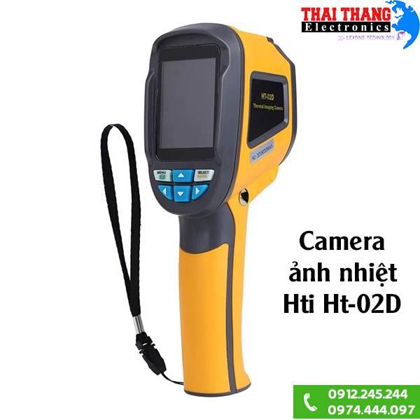 Camera ảnh nhiệt Hti Ht-02D