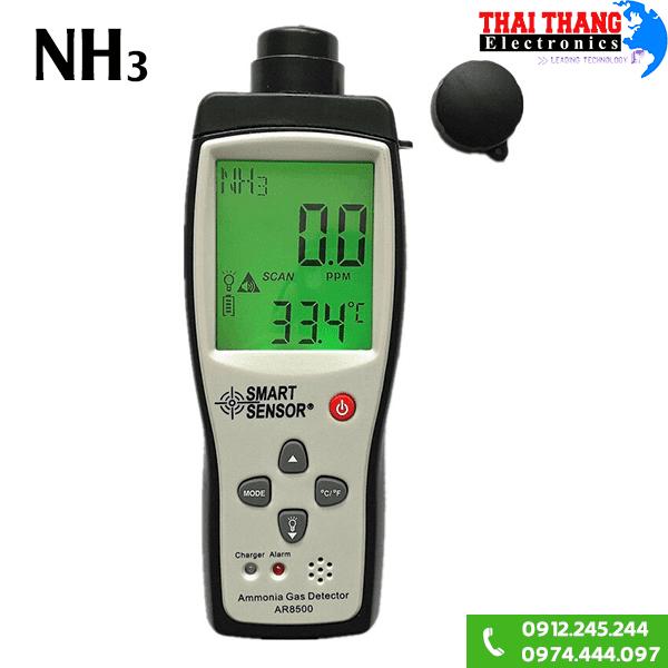 Máy đo khí NH3 AR8500 chính hãng